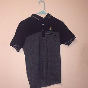 Kangol Shirts - Kangol men's button up shirt (m)